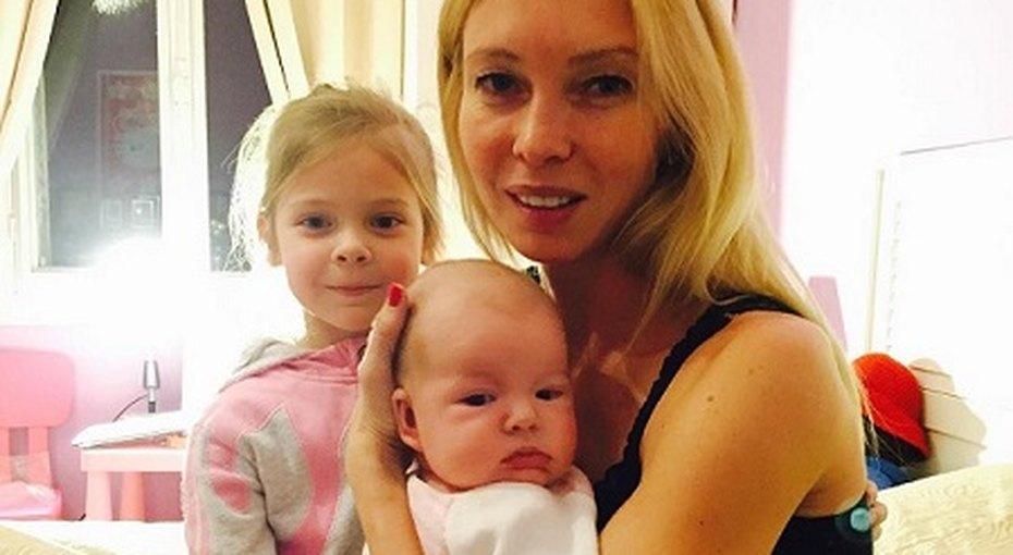 Татьяна Тотьмянина впервые рассказала, как врачи спасали ее четырехмесячную дочь