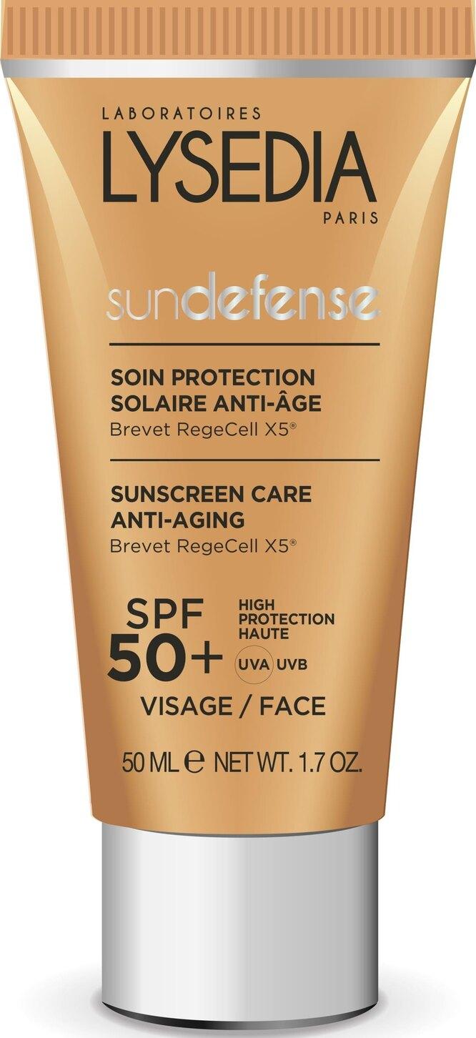 Creme Solaire Anti-age SPF 50, Lysedia, 4727 руб