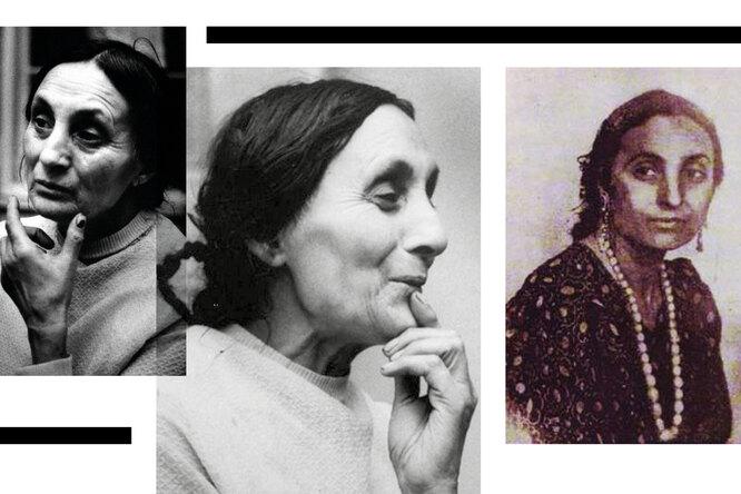 Папуша: цыганская поэтесса, которой запретили писать, чтобы она несошла сума
