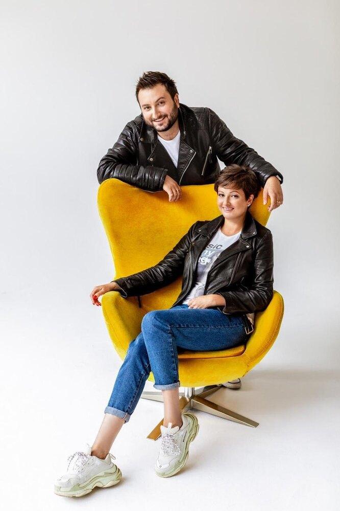 Группа «2ОКеана»: Виктория Талышинская и Владимир Курто