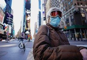 Почему Нью-Йорк стал эпицентром коронавируса в США? Объясняют эксперты