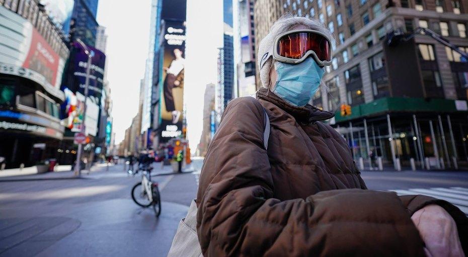 Почему Нью-Йорк стал эпицентром коронавируса вСША? Объясняют эксперты