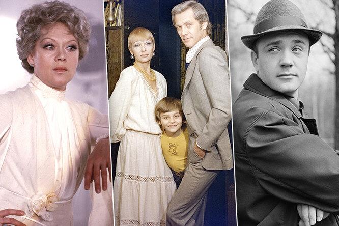 Кем стали икак живут дети звезд советского кино — Вицина, Фрейндлих, Моргунова идругих