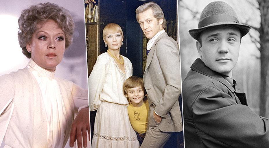 Кем стали икак живут дети звезд советского кино - Вицина, Фрейндлих, Моргунова идругих