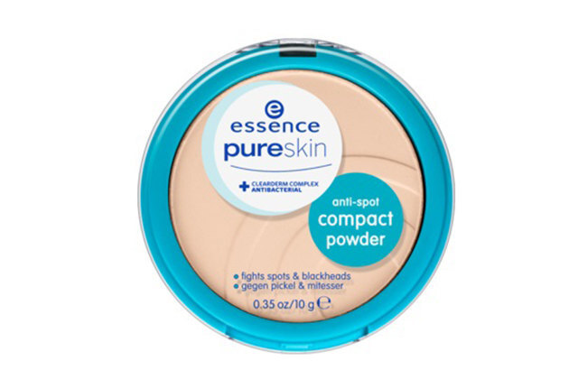 Компактная пудра для проблемной кожи Essence - Pure Skin – 280 руб.