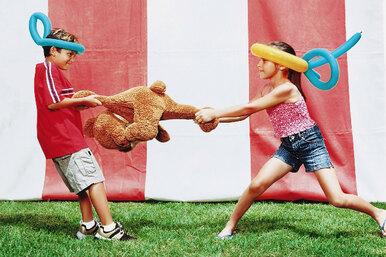 Давайте жить дружно! Что делать, если дети ссорятся?