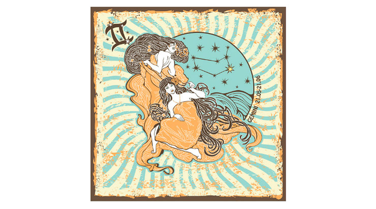 гороскоп знак зодиака Близнецы