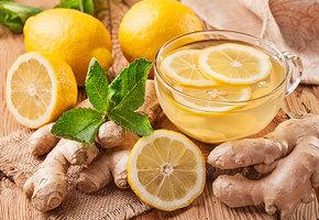 Рецепт звезды: антипростудный чай от Кати Лель