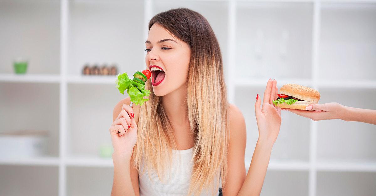 Лучшая голодная диета