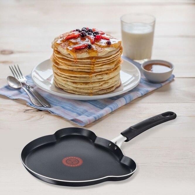 """Сковорода для блинов Tefal """"Мишка"""" 22 см, 990 руб."""