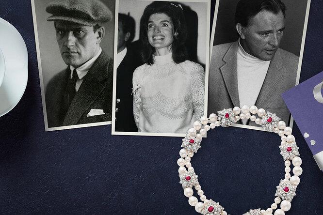 Романтичные подарки: что получали Анна Яковлева, Жаклин Кеннеди, Элизабет Тейлор