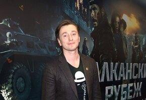 «Маленький Я»: Сергей Безруков показал сына