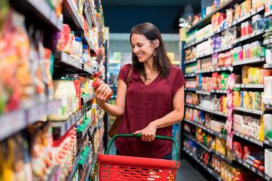 Как правильно читать этикетки, чтобы ненабирать вес?
