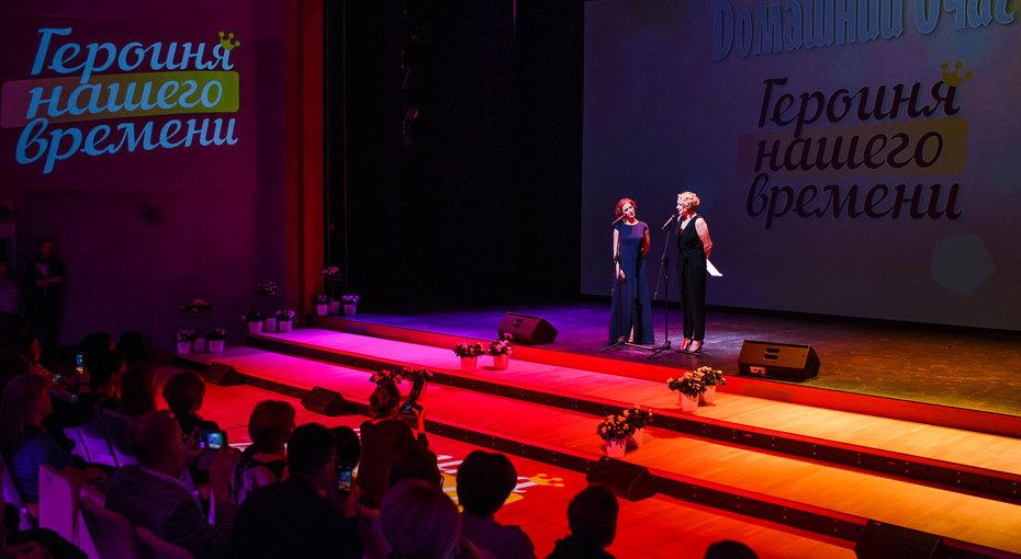 Завершилась конкурсная часть премии «Время женщин»