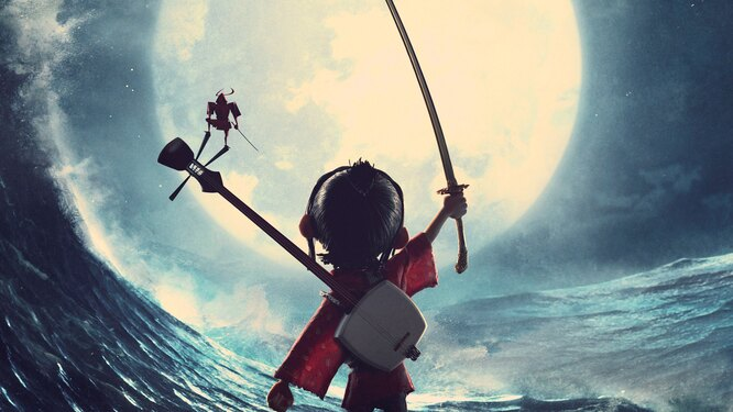 Кубо (Kubo and the Two Strings)