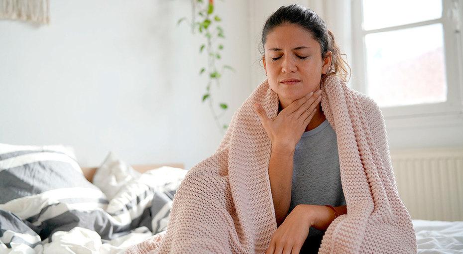 Не только ангина: 6 причин боли вгорле