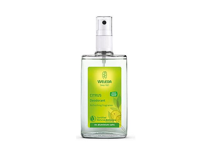 Citrus Deodorant, Weleda, 650 руб