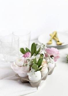 вазы из скорлупы