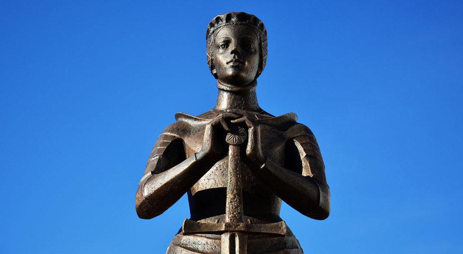 «Богатырка» Анастасия: начто способны женщины, защищающие родные края