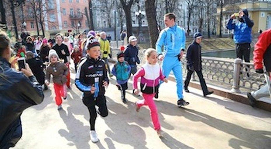 Благотворительный забег «Патрики бегут-2» длявзрослых идетей