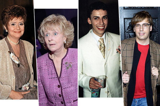 30 лет спустя: как изменились главные звезды программы «Аншлаг»