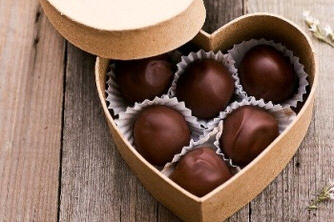 Конфеты лучше, чем плитка шоколада?