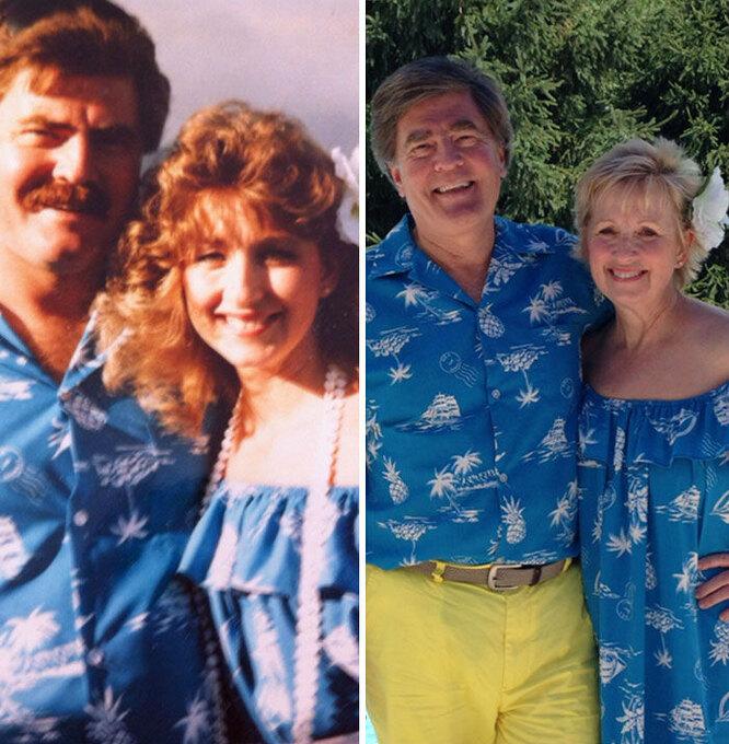 30 годовщина свадьбы
