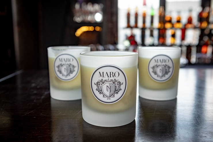 Ароматические свечи Maro