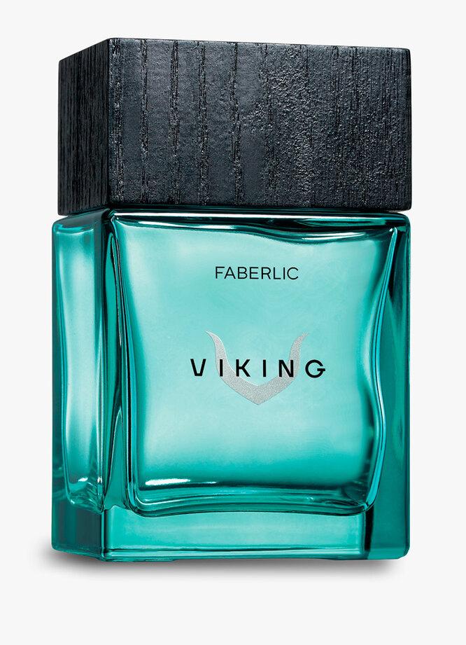 Мужской аромат Viking, Faberlic