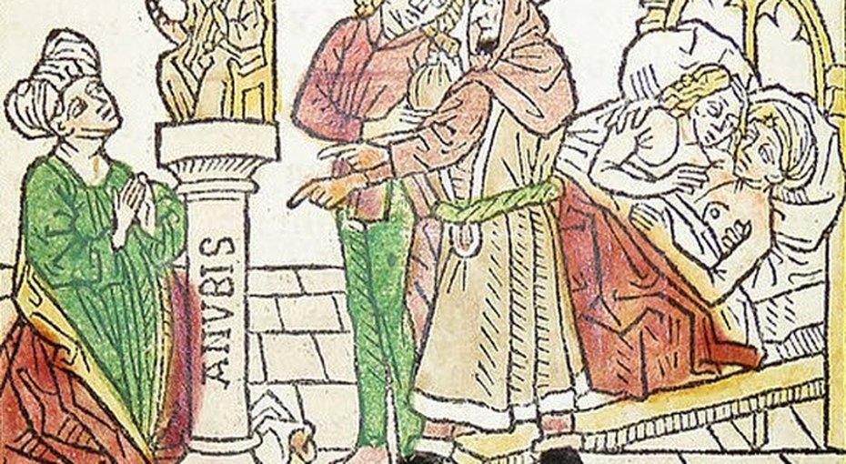 10 историй ссексом, которые потрясли Древний мир
