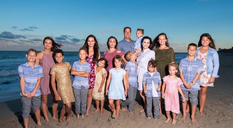 Как вырастить 16 детей ине превратиться в«клушу»: откровения многодетной мамы