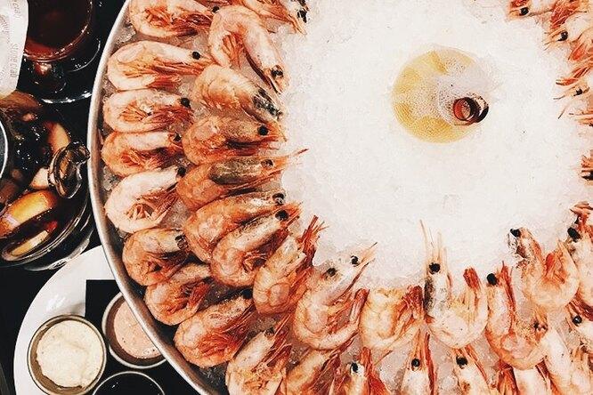 Открытие летней веранды в ресторане Stone Crab