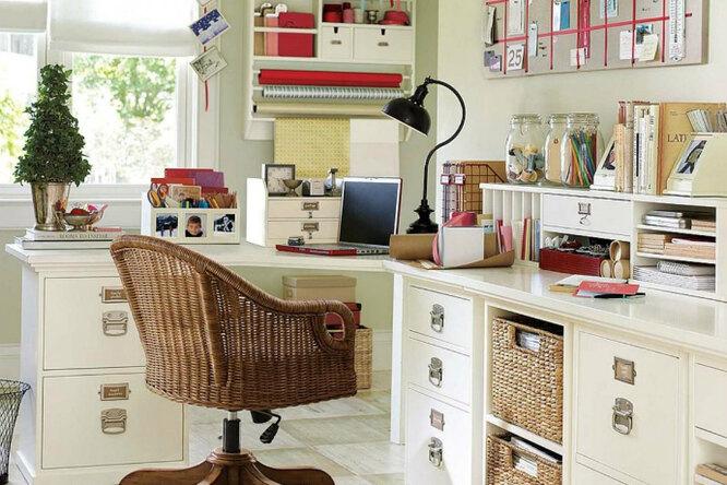 Минимум места, максимум пользы: как правильно организовать домашний офис