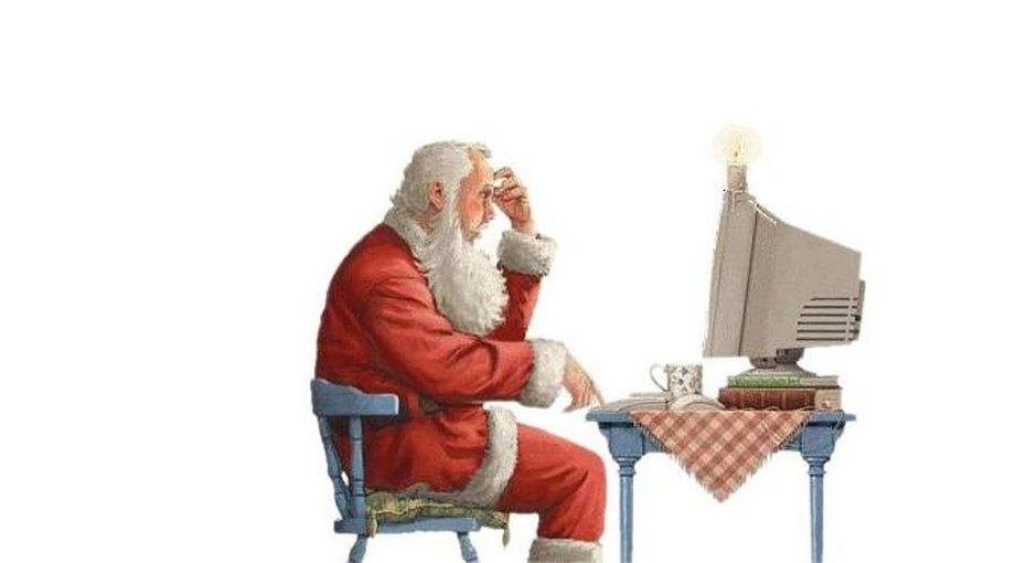 КОНКУРС! Дети пишут Деду Морозу