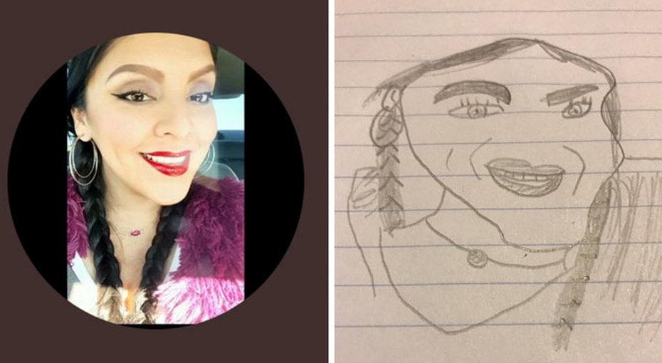 Подросток рисует назаказ портреты людей. Первые клиенты вшоке отрезультата