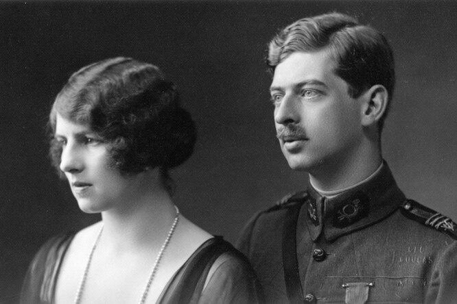 Карол II и Зизи Ламбрино