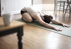 Йога: 6 самых эффективных асан для гибкости