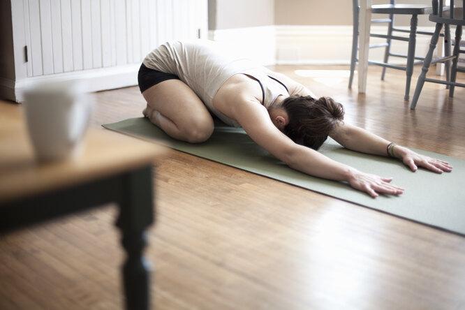 Йога: 6 самых эффективных асан длягибкости