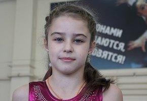 Десятилетняя девочка установила рекорд России по подтягиванию