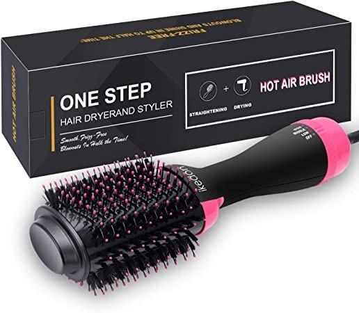 Kosmetica.proff, щётка-фен для укладки волос One Step Hair Dryer Brush Ukliss, 4100 руб.