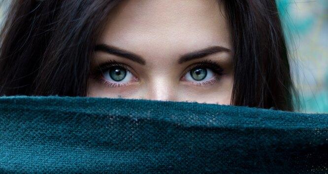 глаза, взгляд, женщина глаза, женщина взгляд, зрение