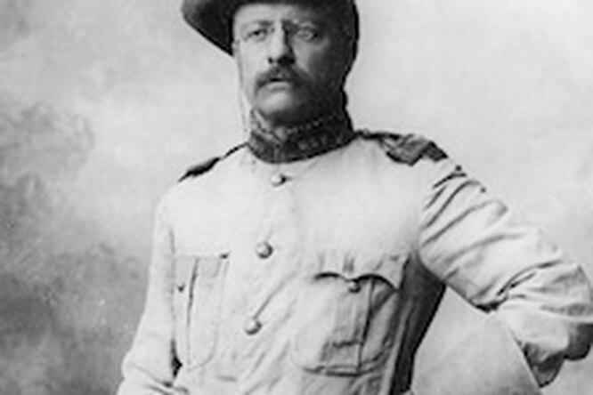 «Теодор Рузвельт – охотник ипрезидент»