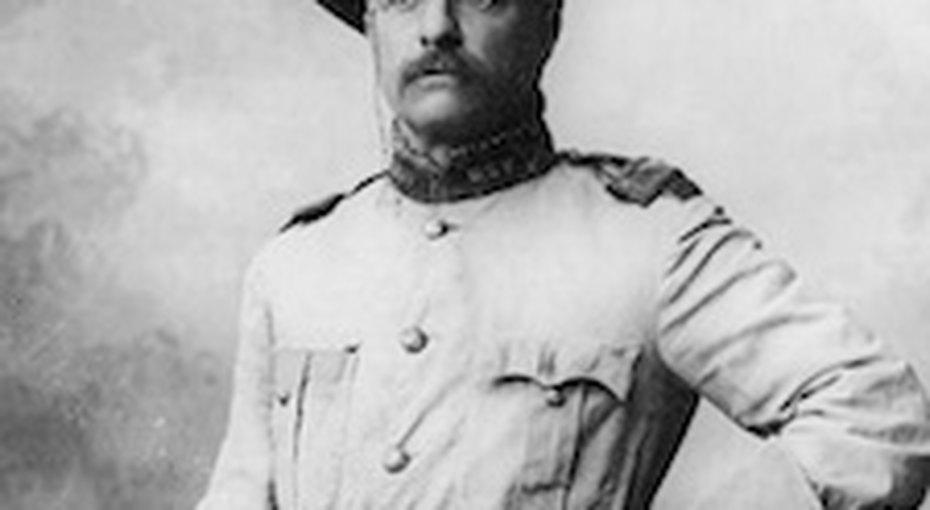«Теодор Рузвельт - охотник ипрезидент»
