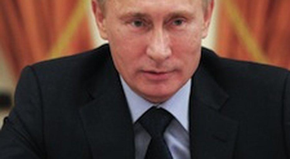 Владимир Путин придумал персонажа для«Спокойной ночи, малыши!»