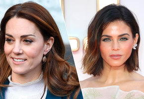 Модное окрашивание: 25 новых оттенков волос для брюнеток