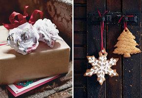 Думаем про Рождество: поделки к празднику своими руками