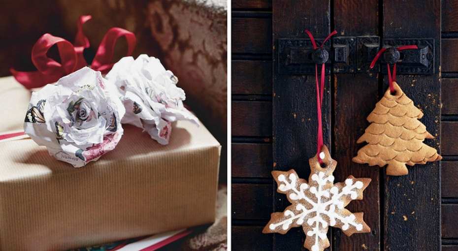 Думаем проРождество: поделки кпразднику своими руками