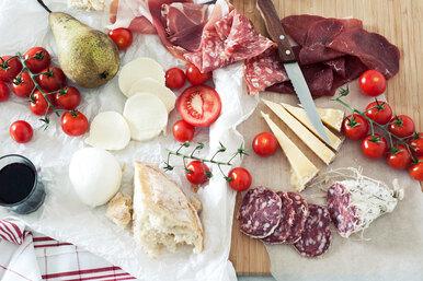 5 интересных рецептов закусок отСофи Лорен