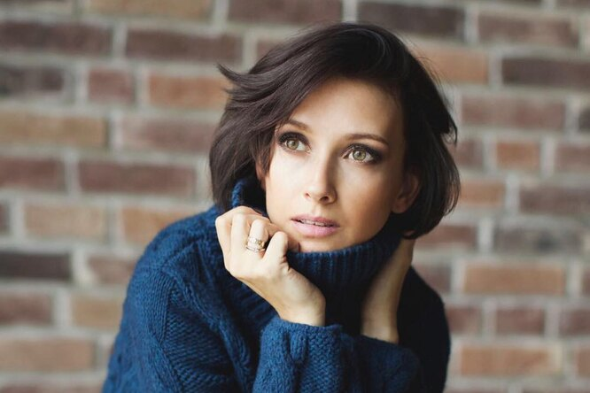 Актриса Анастасия Цветаева стала многодетной мамой