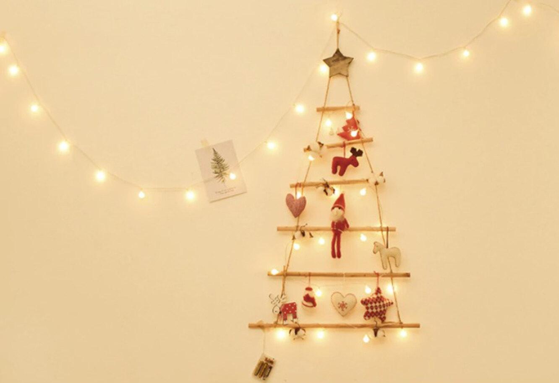 Lifehome Store, Деревянная рождественская елка в скандинавском стиле, 1132 руб